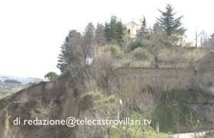 frana Madonna del Castello
