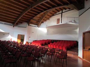 interno auditorium