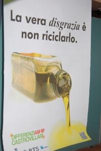 olio esausto