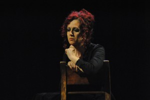 Egidia Bruno in W l'italia, in scena il 3 aprile