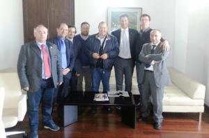 Foto Incontro UNPLI - Governatore Scopelliti
