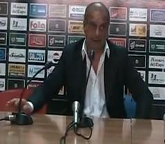 Gigi De Rosa Allenatore del Castrovillari Calcio