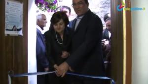 inaugurazione punto d'accoglienza Marinella Amica