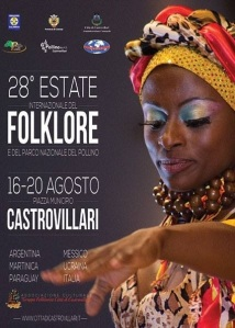 estate del folklore 2013